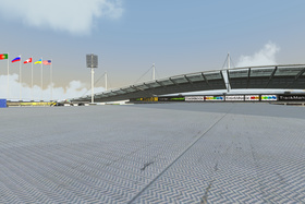 ATi RV870 Trackmania Cat 10.10 - 16xAF