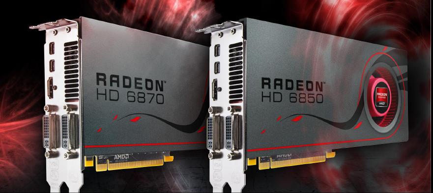 AMD Radeon HD 6800 Serie
