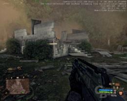 Crysis Warhead - 4xMSAA