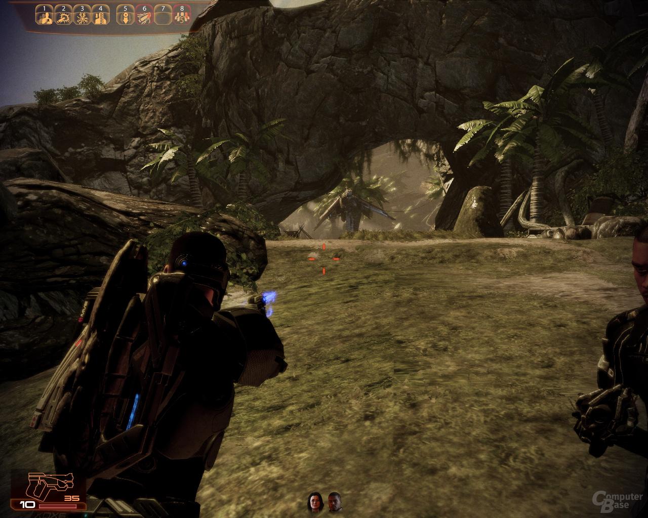 Mass Effect 2 - 4xMSAA