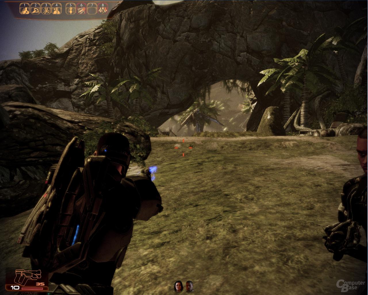 Mass Effect 2 - MLAA