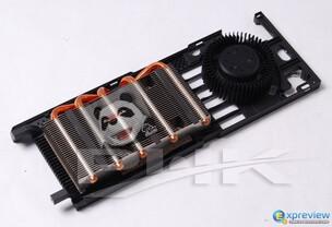 Kühler der Nvidia GeForce GTX 580?