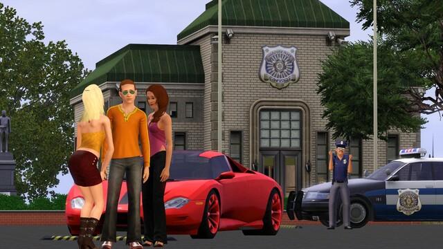 Konsolenversion von Die Sims 3 (HD)