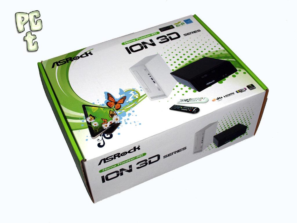 ASRock Ion 3D