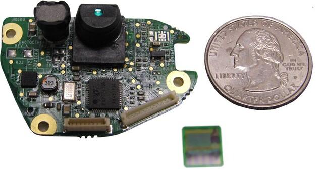 """3D-Sensor-Kamera-Modul """"Cobra"""""""