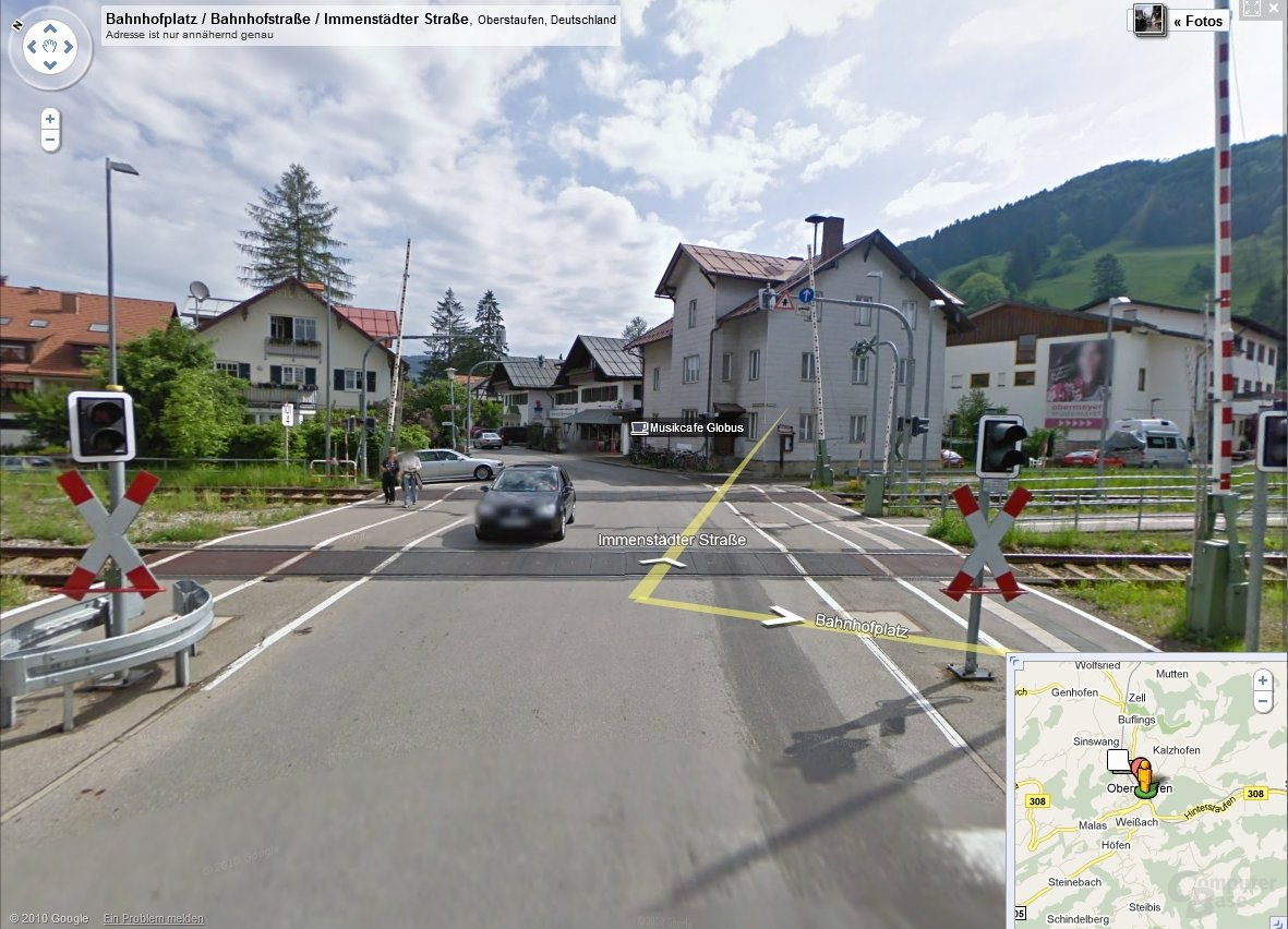 Oberstaufen (Google Street View)