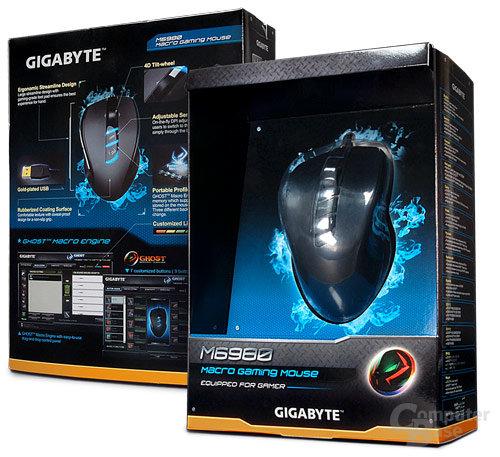 Gigabyte M6980 Macro Gaming Mouse