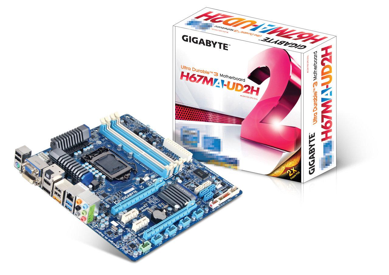 Gigabyte H67MA-UD2H