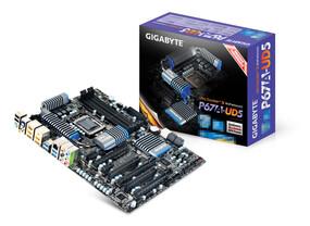 Gigabyte P67A-UD5
