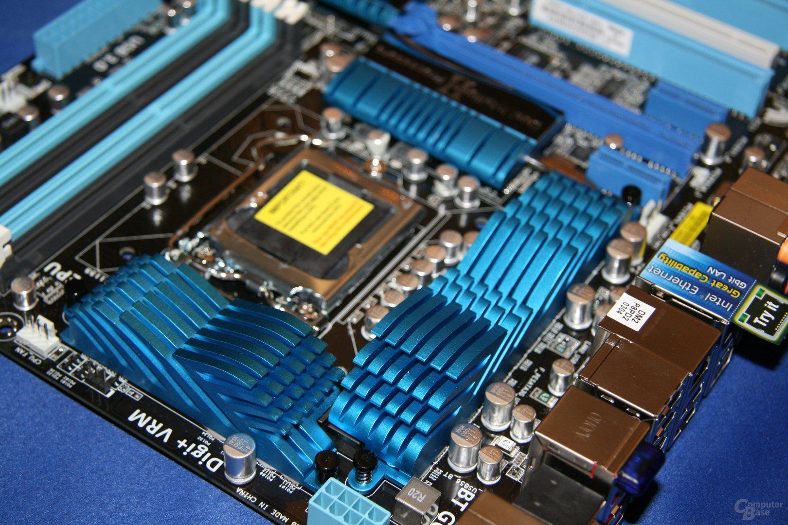 Asus P8P67 Deluxe