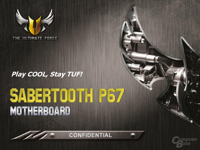 Asus Sabertooth P67