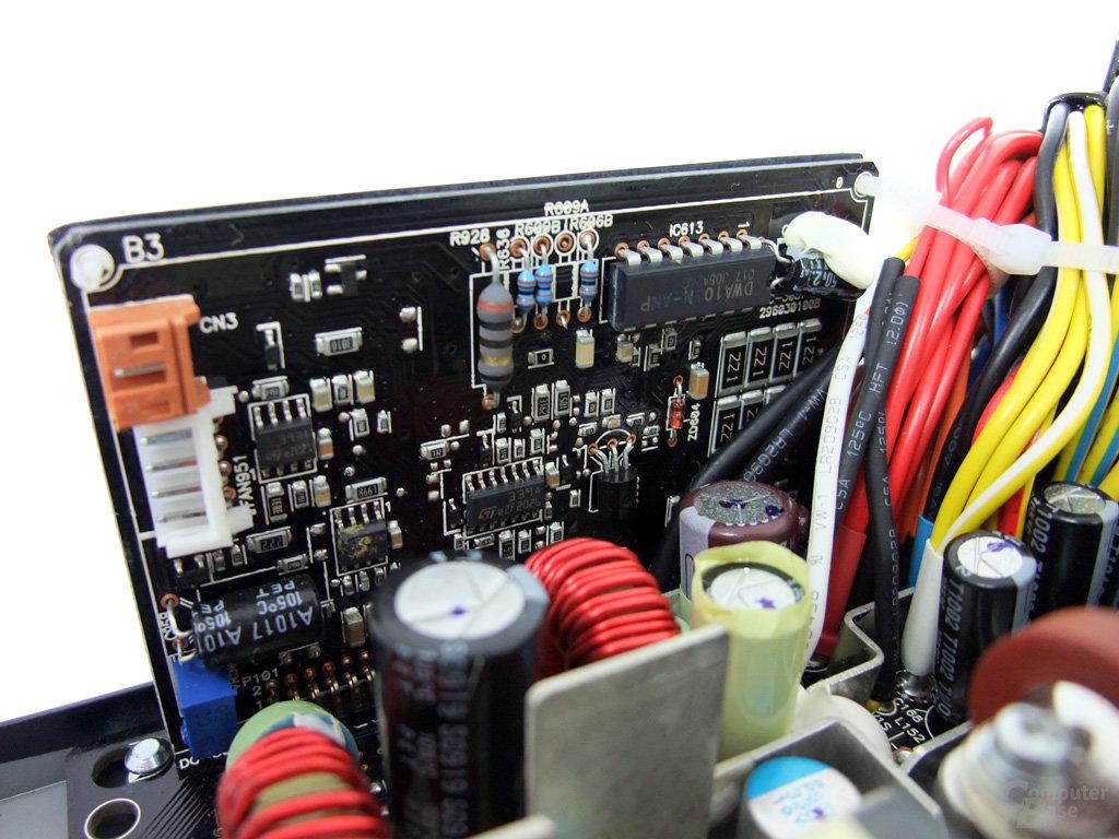Antec High Current Pro 1200W – Zusatzplatine