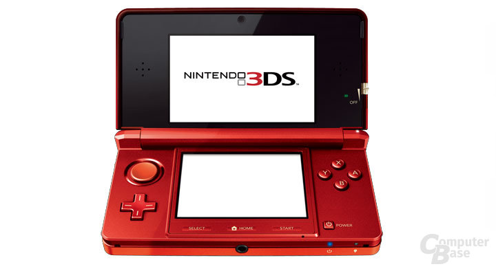 3DS Rot