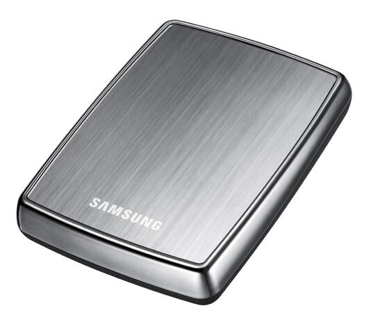 Samsung S2 Portable Metal Grey