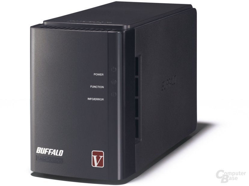 Buffalo LinkStation Pro Duo LS-WVL