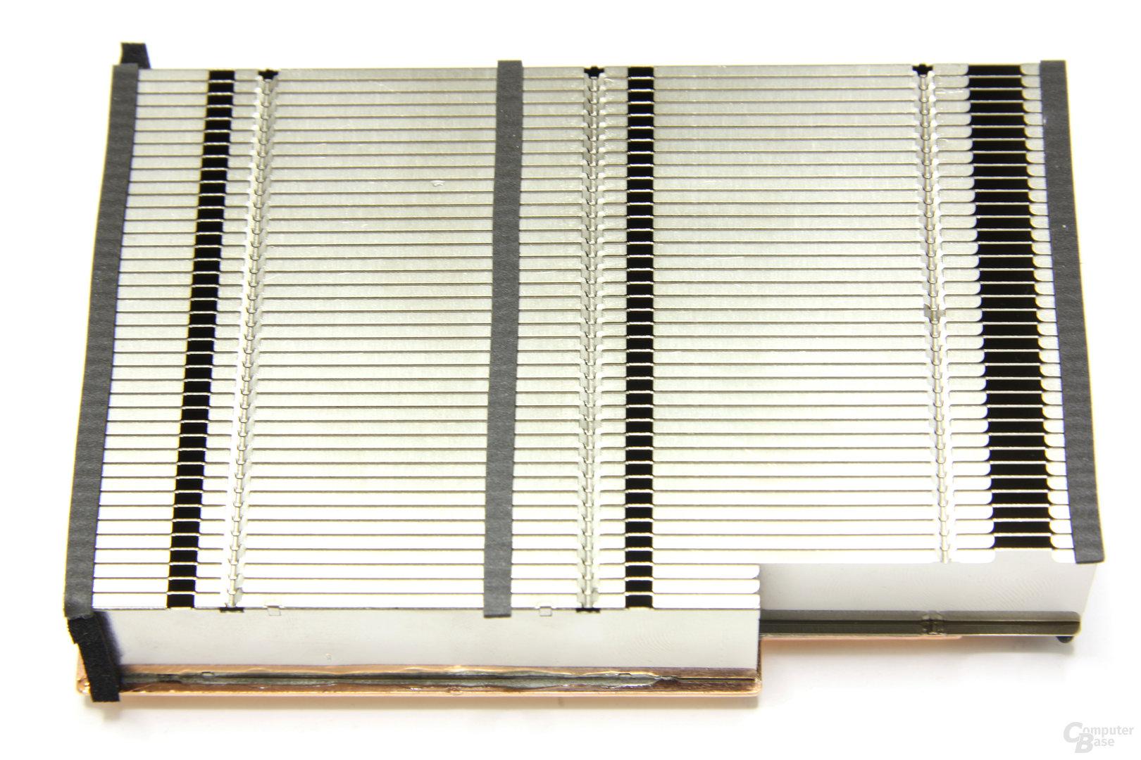 GeForce GTX 580 Kühlkörper