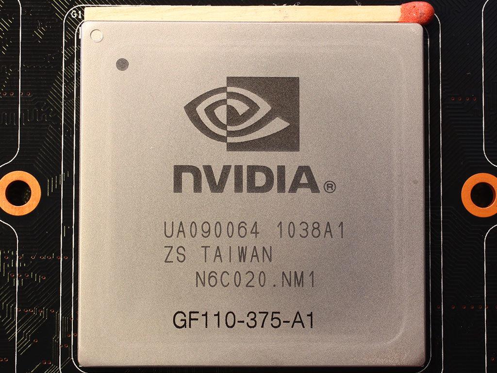 GF110-Chip