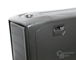 Corsair Graphite 600T – Befestigung Seitenwand