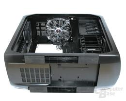 Corsair Graphite 600T – Unterboden