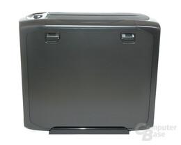 Corsair Graphite 600T – Seitenansicht rechts