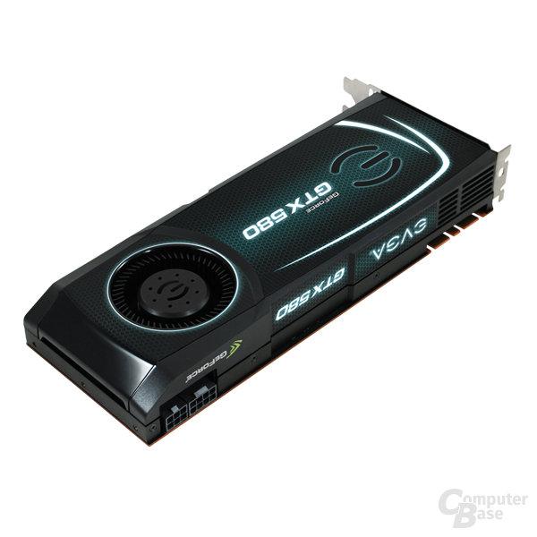 EVGA GeForce GTX 580