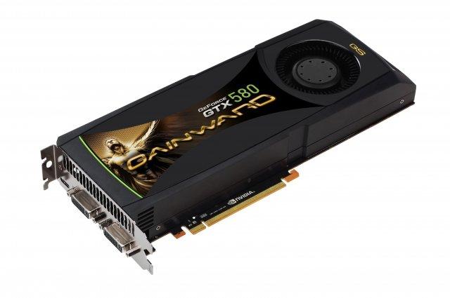Gainward GeForce GTX 580 Golden Sample
