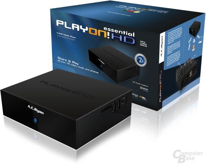A.C. Ryan Playon!HD Essential