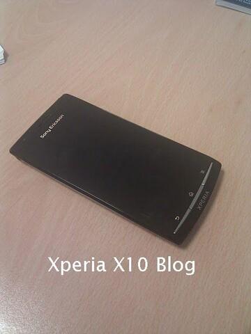 """Sony Ericsson """"Anzu"""""""