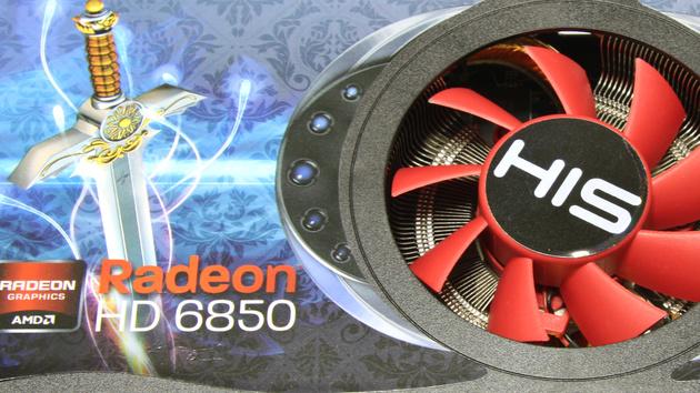 5 x Radeon HD 6850: Von günstiger bis zu teuer, von leise bis laut