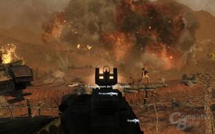 Black Ops – Grafik