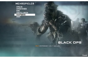 Black Ops – Multiplayer