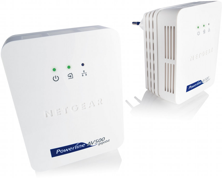 Netgear Powerline AV 500 Adapter Kit XAVB5001