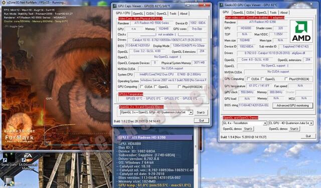 Radeon HD 5550 in Radeon HD 6390 umbenannt