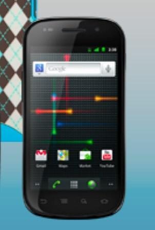 Mögliches Nexus S (Phandroid.com)