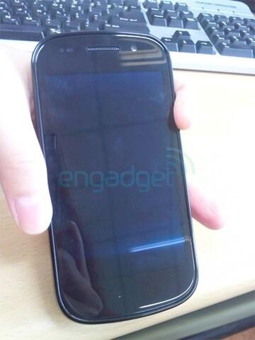 Mögliches Nexus S (Engadget)