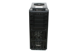 Antec Dark Fleet DF-35 – Front
