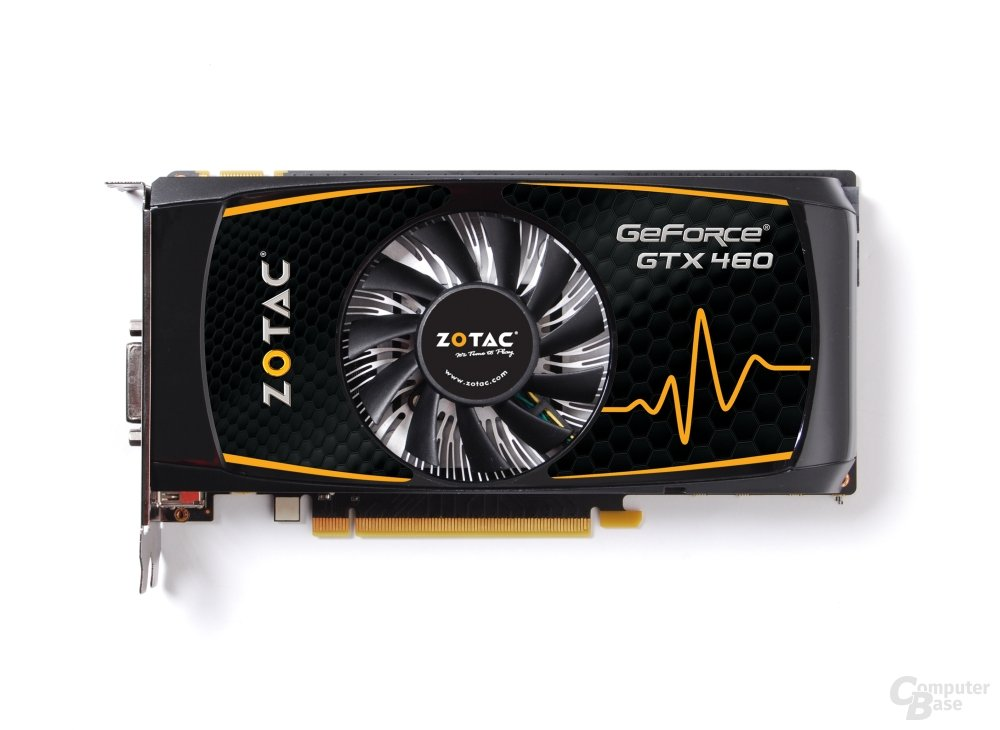 Zotac GeForce GTX 460 SE