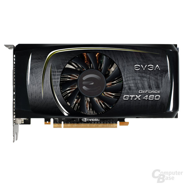 EVGA GeForce GTX 460 SE (Superclocked)