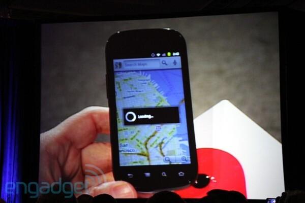 """""""Nexus S"""""""