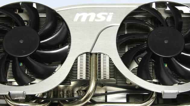 GeForce GTX 470 TF II: MSI-Karte ist durchweg besser als das Referenzdesign