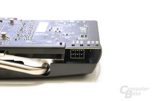 Radeon HD 6850 Stromanschluss