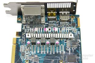 Radeon HD 6850 Stromversorgung