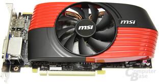 MSI Radeon HD 6850