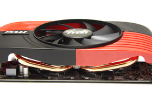 Radeon HD 6850 Heatpipes