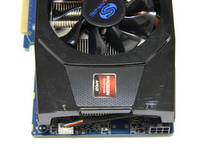 Radeon HD 6850 von oben