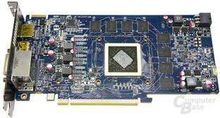Radeon HD 6850 ohne Kühler