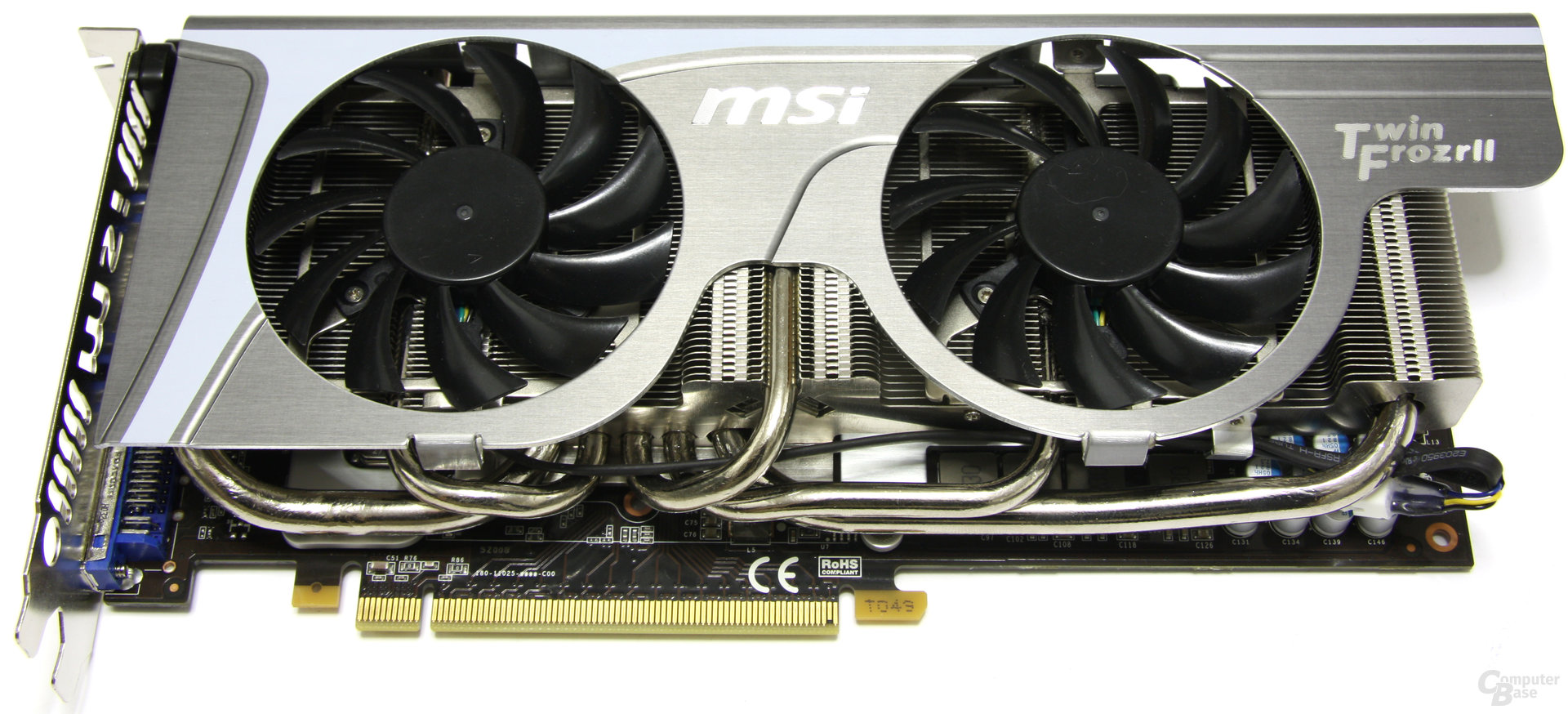 MSI GeForce GTX 470 Twin Frozr II
