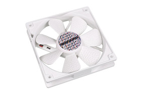 Zaward Golf Fan 120mm AFNS-C025L-R410 - white