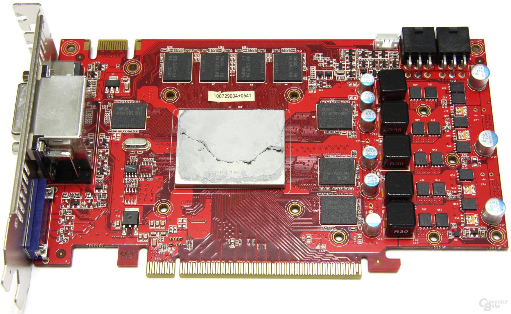 GeForce GTX 460 GS 2GB ohne Kühler