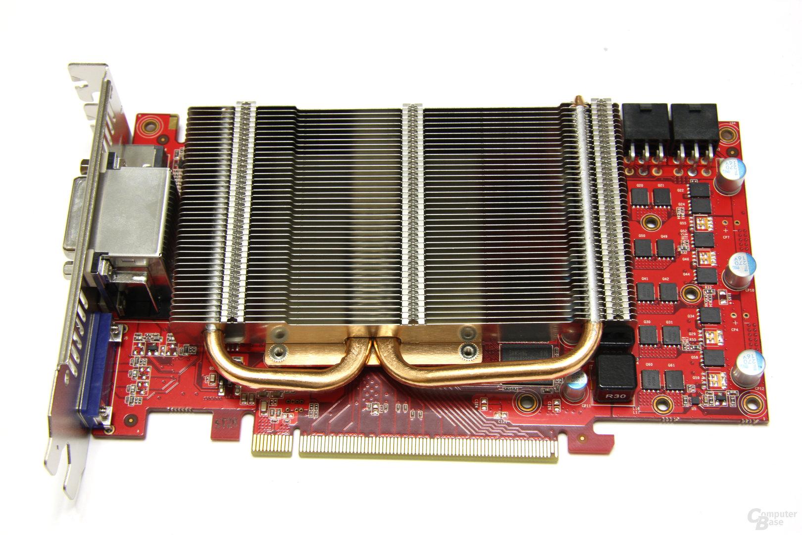 GeForce GTX 460 GS 2GB ohne Lüfter